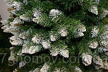 Искусственная елка Лесная Королева с белыми кончиками 2.20, фото 2