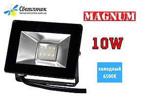 Прожектор светодиодный 10W MAGNUM FL ECO 6500К IP65