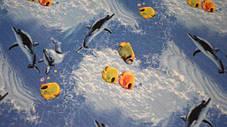 Коврик для детской комнаты на пол Океан, фото 3
