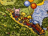 Белорусские ковры детские Малиновка, фото 4