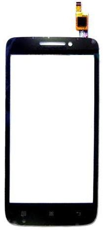Сенсор LENOVO S650 black (оригинал), тач скрин для телефона смартфона
