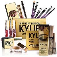 Подарочный набор косметики Kylie Cosmetics из серии Birthday Edition (в стиле Кайли Дженнер)