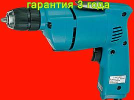 Безударная дрель на 400 Ватт Makita 6510LVR