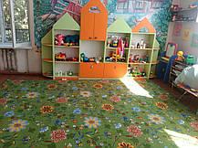Детский ковролин Цветы 20, фото 2