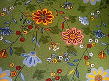 Детский ковролин Цветы 20, фото 3