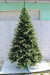 Искусственная елка литая с ПВХ Лесная Каролина 2.20