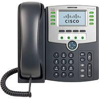 IP-телефон Cisco SB 12 Line IP Phone With Display PoE and PC Port (SPA509G)