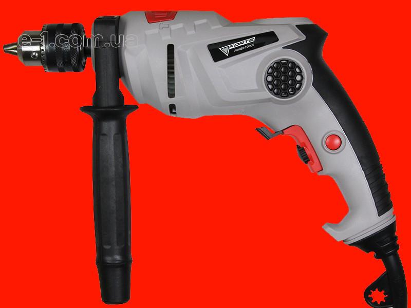 Ударний дриль на 650 Ватт Forte ID 650 VR