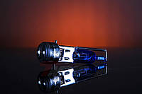 Лампа фары синяя Yaben GY6 , JAWA 12V35/35 очень хорошее качество TMMP