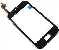 Сенсор (тач скрин) SAMSUNG Galaxy Ace S7500 black (оригинал)