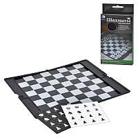 Шахматы магнитные карманные 236821 R/1708 Tongde