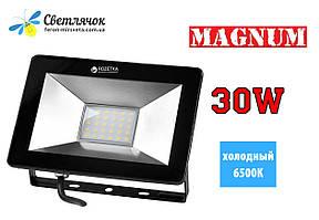 Прожектор светодиодный 30W MAGNUM FL ECO 6500К 2835SMD IP65