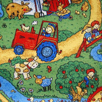 Детский ковер дорожки Каникулы