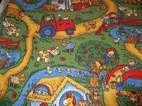 Коврик для детского садика Каникулы, фото 2