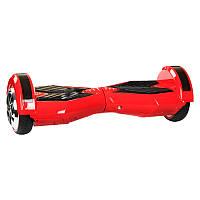 "Гироборд EcoDrive (SB) Speed Flash 6.5"" Red (Bluetooth колонка, пульт ДУ)"