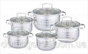 Набор Посуды Frico FRU-694 (EB-4074), фото 2