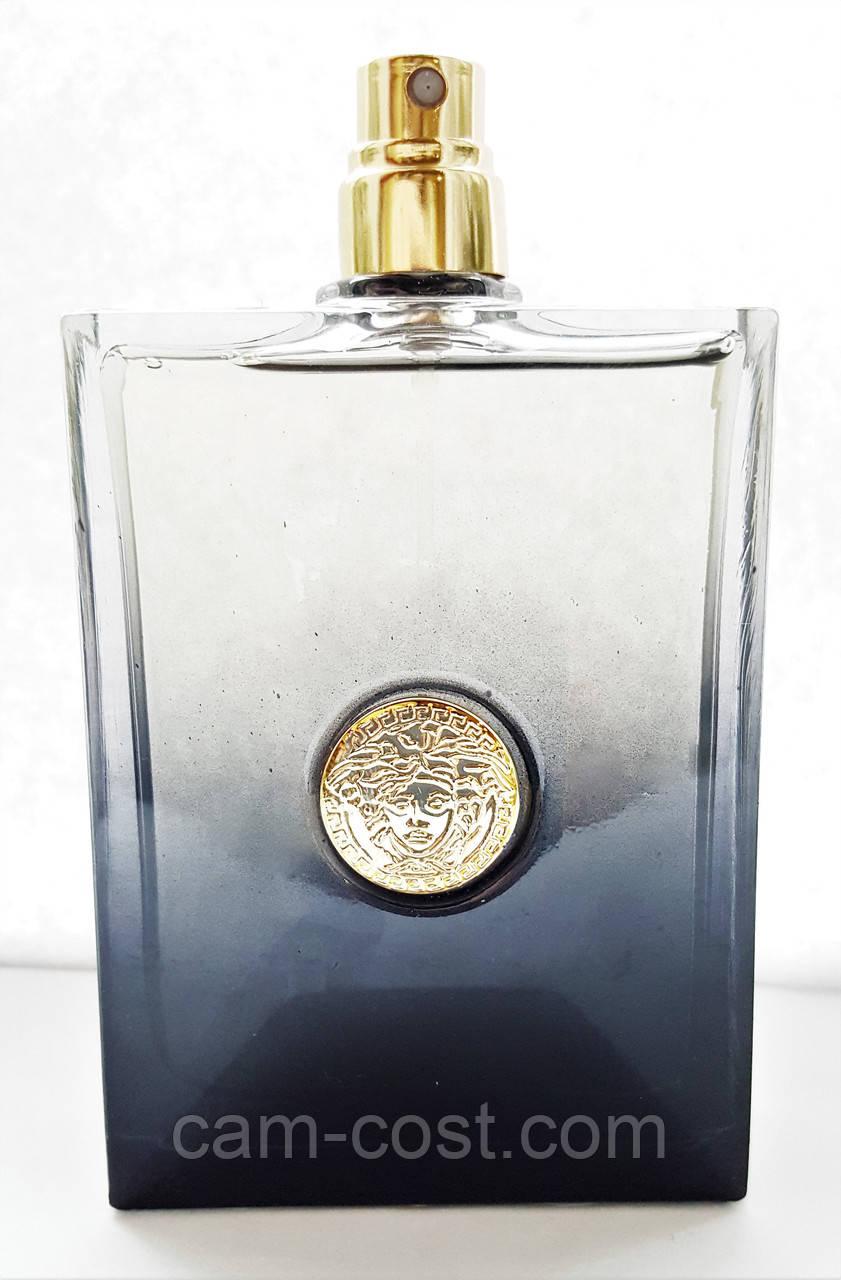 Парфюмированная вода в тестере VERSACE Pour Homme Oud Noir 100 мл