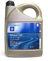 Моторное масло GM 5w30 Dexos2 5л