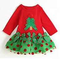 Платье новогоднее для девочки