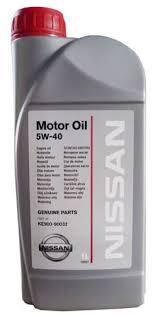 Nissan 5w40 SL/CF 1L