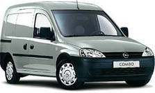 Кенгурятники на Opel Combo (2001-2013)