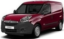 Кенгурятники на Opel Combo (c 2013--)