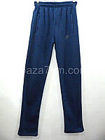 Спортивные штаны мужские оптом NIKE - Турция, ФЛИС (M-2XL, норма), фото 1