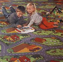 Детский коврик дорога Фарм, фото 2