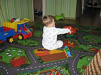 Детский коврик дорога Фарм, фото 1