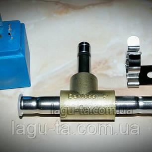 Соленоидный клапан 10мм пайка оригинал Danfoss., фото 2
