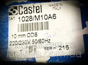 Клапан соленоид Castel 10 мм ODS. Италия., фото 2