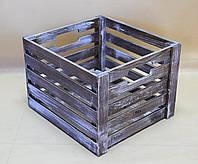 Ящик 7 Средний деревянный., фото 1
