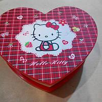 Шкатулка музыкальная с балериной для девочки Большое сердце