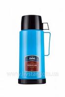 Термос Вакуумный FRICO, Пластик И Стекло - 1 Чашки 450 Мл.