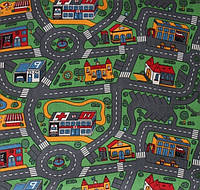 Детский ковролин City Life, фото 1