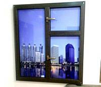 Фальш окна с фотопечатью