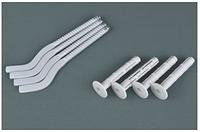 Кронштейны для крепления на стену электрорадиаторов «ОптиМакс» / комплект 4 шт
