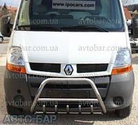Кенгурятник на Opel Movano (1998-2010) Опель Мовано PRS