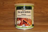 Акриловый лак, Naturaaqua Mobilack, 0-5% Gloss, 1 litre, Borma Wachs