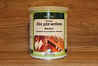 Акриловый лак, Naturaaqua Mobilack, 10-20% Gloss, 1 litre, Borma Wachs