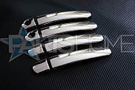 Накладки на ручки VW Polo 2005-2009
