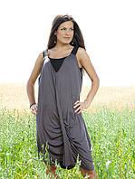 Модное женское платье-сарафан (S)