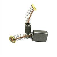 Щетки угольно-графитовые тст-н 5*8 мм (контакт - пятак, комплект - 2 шт)