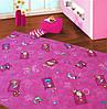 Коврик в детскую комнату для девочки Хеппи 447, фото 4