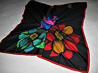 Платок Montero шёлковый   можно приобрести на выставках в дворце спорта Киев