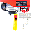 Электрический тельфер 250/500 кг 12/6 м Bavaria TP 105, электроталь, лебёдка, лебідка, електроталь