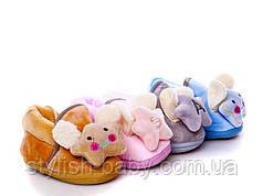 Детские пинетки бренда Леопард для девочек (рр. с 12 по 14)