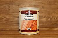 Масло с эффектом воска для паркета, Hardwax Parquet Oil 1030, палисандр (58), 1litre, Borma Wachs