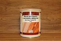 Масло с эффектом воска для паркета, прозрачное, Hardwax Parquet Oil 1030, 1 litre, Borma Wachs