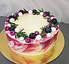 Торт новогодний без мастики, фото 2
